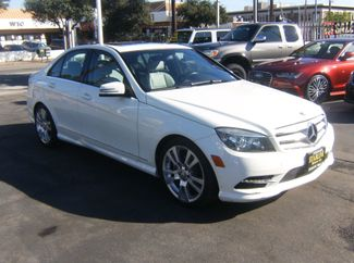 2011 Mercedes-Benz C 300 Sport Los Angeles, CA 4