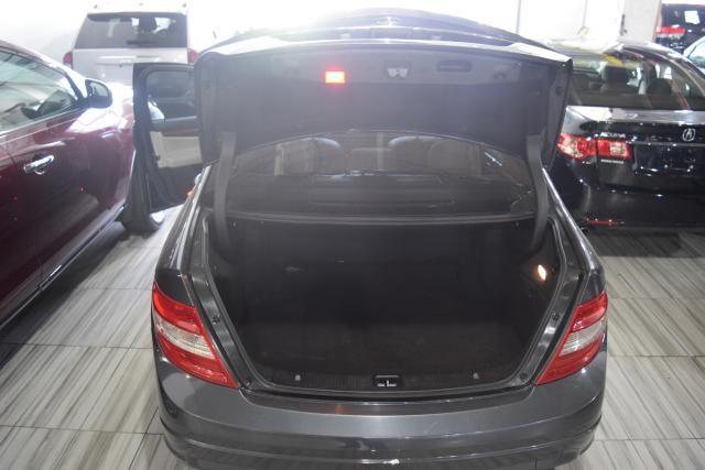 2011 Mercedes-Benz C-Class C300 4MATIC Sport Sedan Richmond Hill, New York 18
