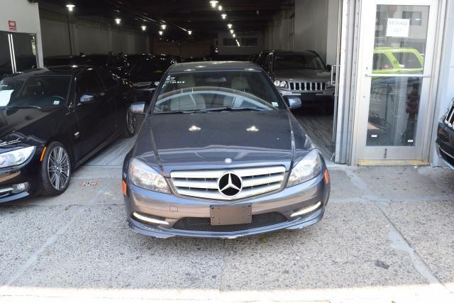 2011 Mercedes-Benz C-Class C300 4MATIC Sport Sedan Richmond Hill, New York 2
