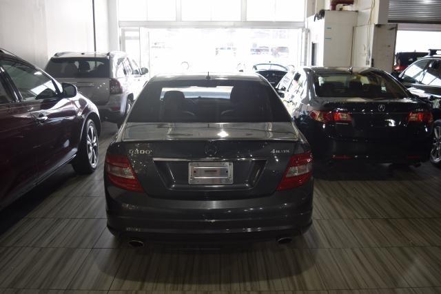 2011 Mercedes-Benz C-Class C300 4MATIC Sport Sedan Richmond Hill, New York 4
