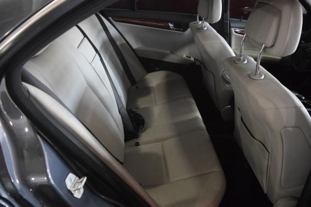 2011 Mercedes-Benz C-Class C300 4MATIC Sport Sedan Richmond Hill, New York 5