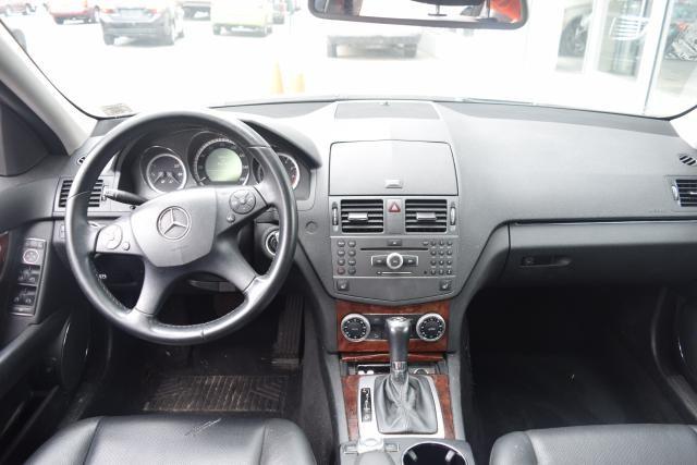 2011 Mercedes-Benz C-Class C300 4MATIC Luxury Sedan Richmond Hill, New York 8