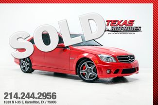 2011 Mercedes-Benz C63 AMG w/ P30 AMG Performance Package | Carrollton, TX | Texas Hot Rides in Carrollton