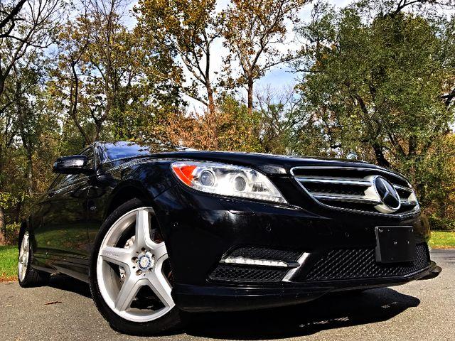 2011 Mercedes-Benz CL550 4MATIC Leesburg, Virginia 1