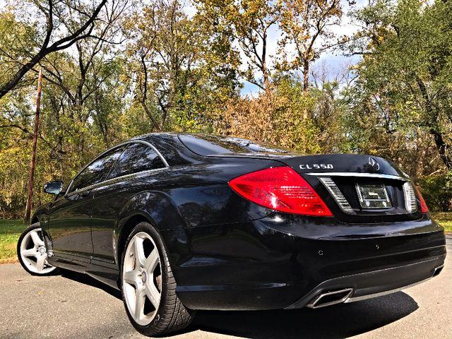 2011 Mercedes-Benz CL550 4MATIC Leesburg, Virginia 3