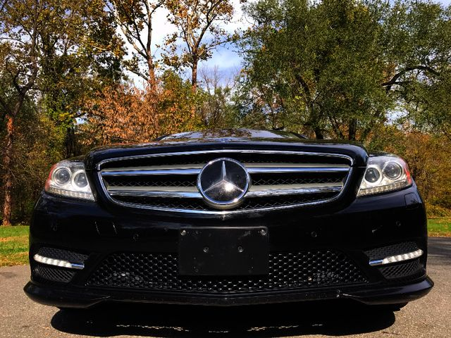 2011 Mercedes-Benz CL550 4MATIC Leesburg, Virginia 8