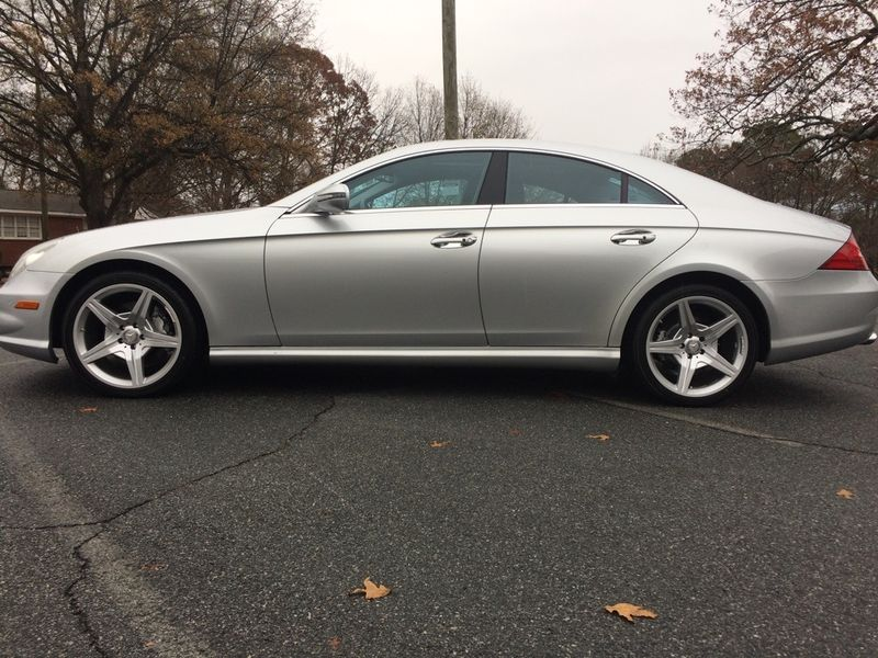2011 Mercedes-Benz CLS CLS 550  city GA  Malones Automotive  in Marietta, GA