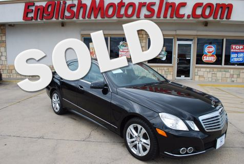 2011 Mercedes-Benz E 350 Luxury in Brownsville, TX
