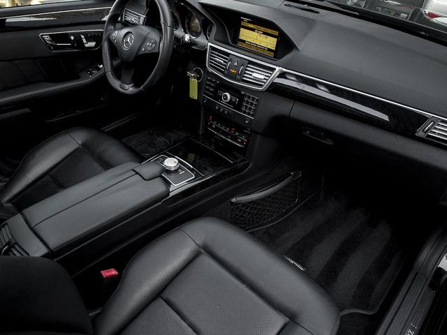 2011 Mercedes-Benz E 350 Sport Burbank, CA 22