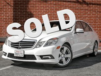 2011 Mercedes-Benz E 350 Luxury Burbank, CA