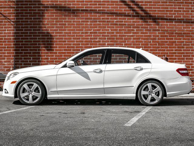 2011 Mercedes-Benz E 350 Luxury Burbank, CA 4