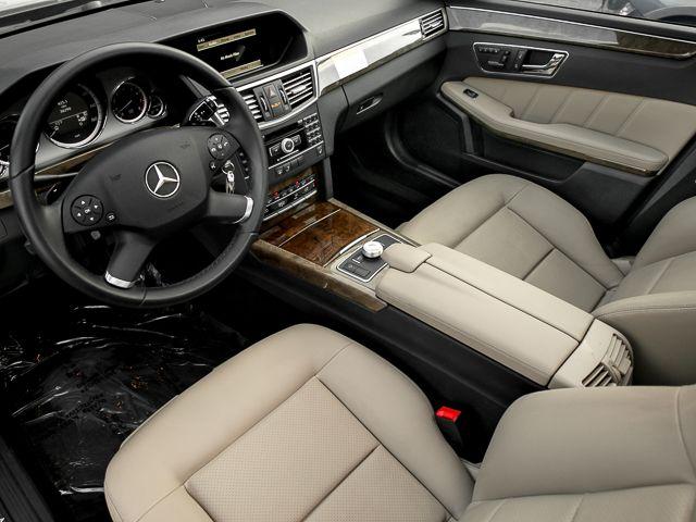 2011 Mercedes-Benz E 350 Luxury Burbank, CA 9