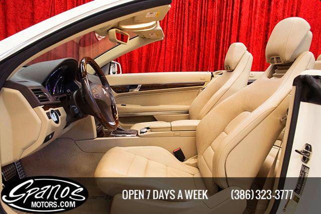 2011 Mercedes-Benz E 350 Daytona Beach, FL 21