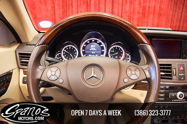 2011 Mercedes-Benz E 350 Daytona Beach, FL 22
