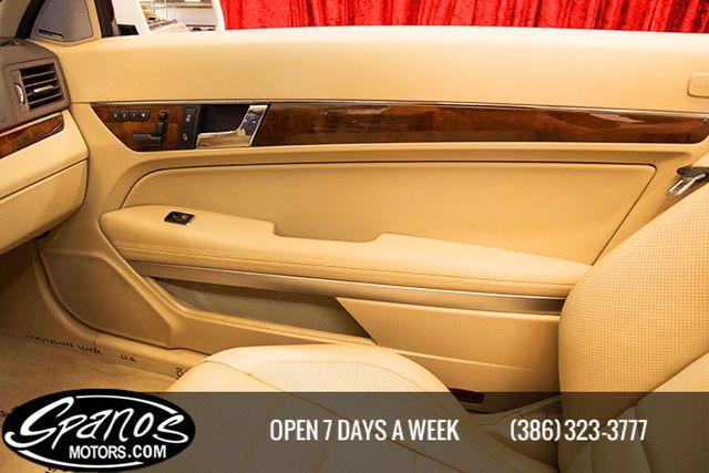 2011 Mercedes-Benz E 350 Daytona Beach, FL 40