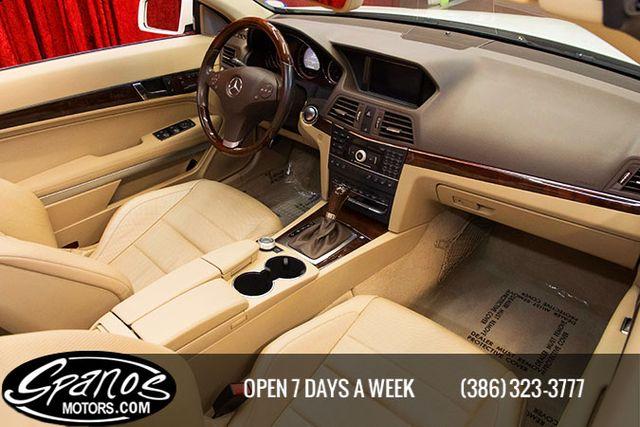 2011 Mercedes-Benz E 350 Daytona Beach, FL 42
