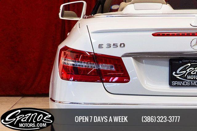 2011 Mercedes-Benz E 350 Daytona Beach, FL 15