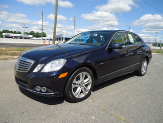 2011 Mercedes-Benz E 350 diesel Luxury BlueTEC diesel Charlotte, North Carolina 4