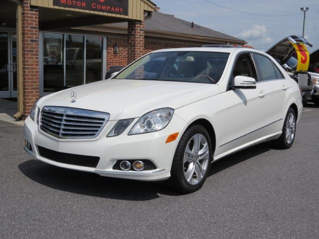 2011 Mercedes-Benz E 350 Luxury | Mooresville, NC | Mooresville Motor Company in Mooresville NC