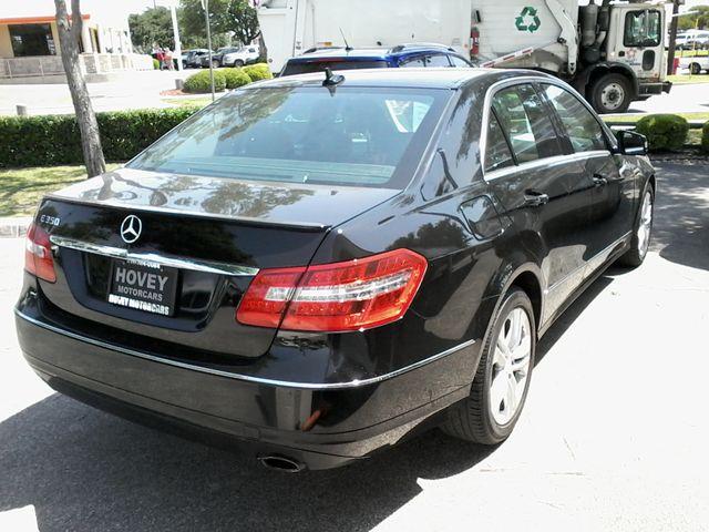 2011 Mercedes-Benz E 350 Luxury San Antonio, Texas 3
