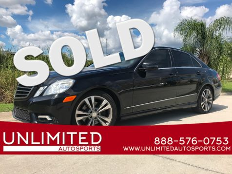 2011 Mercedes-Benz E 350 Luxury in Tampa, FL