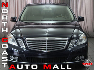 2011 Mercedes-Benz E-Class 4dr Sedan E 350 Luxury RWD in Akron, OH