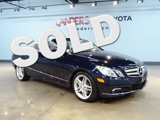 2011 Mercedes-Benz E-Class E350 Little Rock, Arkansas