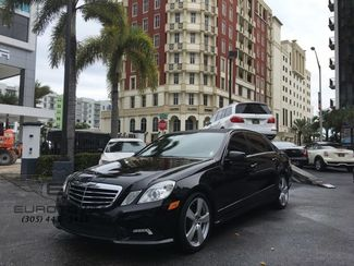 2011 Mercedes-Benz E Class in Miami FL