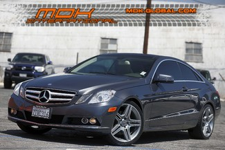 2011 Mercedes-Benz E350 - P1 PKG - NAVIGATION - SPORT in Los Angeles