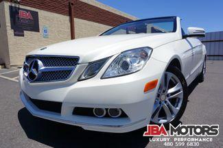 2011 Mercedes-Benz E350 Cabriolet Convertible E Class 350 | MESA, AZ | JBA MOTORS in Mesa AZ