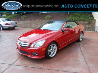 2011 Mercedes-Benz E550 E550 Bridgeville, Pennsylvania 11
