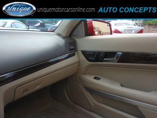 2011 Mercedes-Benz E550 E550 Bridgeville, Pennsylvania 23