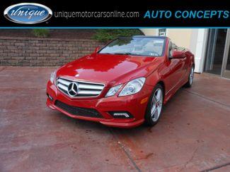 2011 Mercedes-Benz E550 E550 Bridgeville, Pennsylvania 10