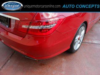 2011 Mercedes-Benz E550 E550 Bridgeville, Pennsylvania 16