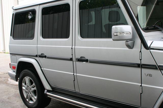 2011 Mercedes-Benz G 550 Houston, Texas 12