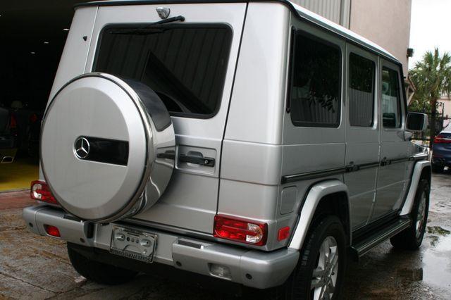 2011 Mercedes-Benz G 550 Houston, Texas 4