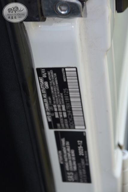 2011 Mercedes-Benz G550 G-PUR PROFESSIONAL Birmingham, AL 35