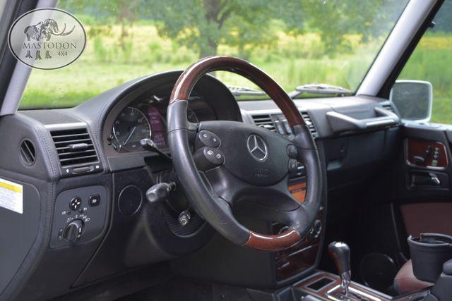 2011 Mercedes-Benz G550 G-PUR PROFESSIONAL Birmingham, AL 41