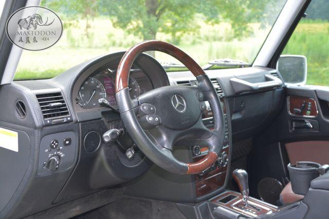 2011 Mercedes-Benz G550 G-PUR PROFESSIONAL Birmingham, AL 42
