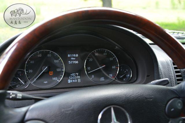 2011 Mercedes-Benz G550 G-PUR PROFESSIONAL Birmingham, AL 43