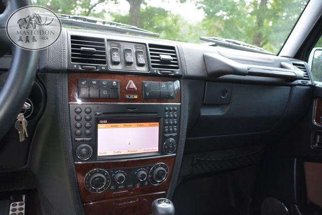 2011 Mercedes-Benz G550 G-PUR PROFESSIONAL Birmingham, AL 44