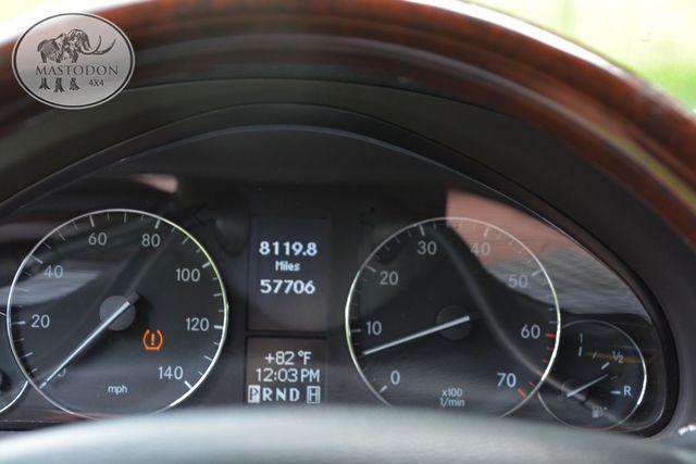 2011 Mercedes-Benz G550 G-PUR PROFESSIONAL Birmingham, AL 47