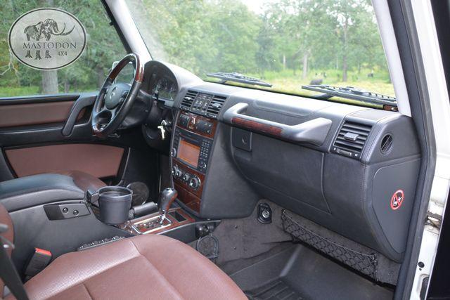 2011 Mercedes-Benz G550 G-PUR PROFESSIONAL Birmingham, AL 50