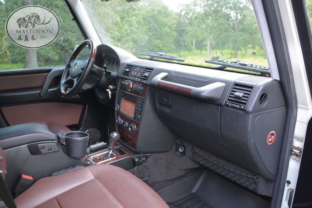 2011 Mercedes-Benz G550 G-PUR PROFESSIONAL Birmingham, AL 51