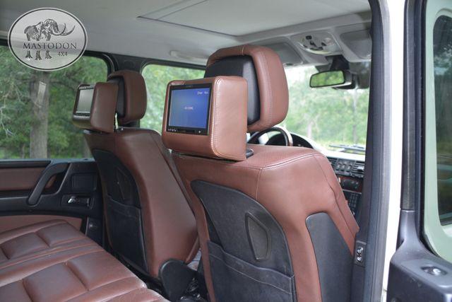 2011 Mercedes-Benz G550 G-PUR PROFESSIONAL Birmingham, AL 53