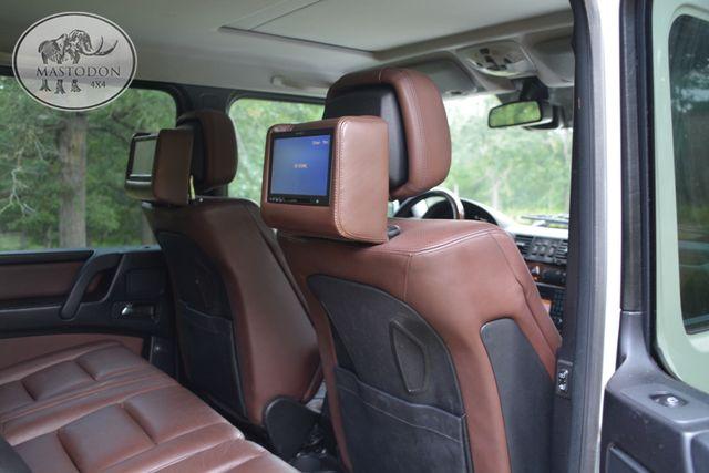2011 Mercedes-Benz G550 G-PUR PROFESSIONAL Birmingham, AL 54