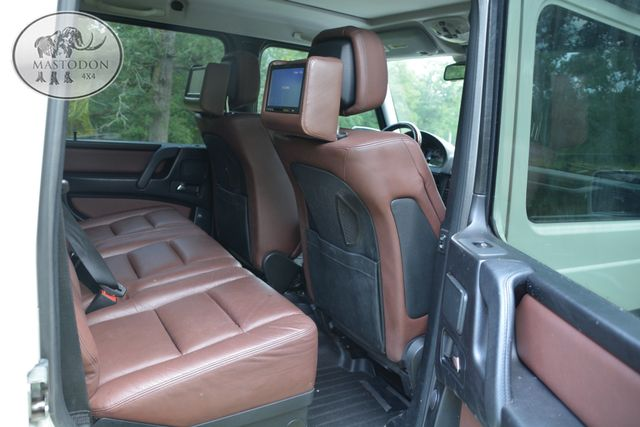 2011 Mercedes-Benz G550 G-PUR PROFESSIONAL Birmingham, AL 55