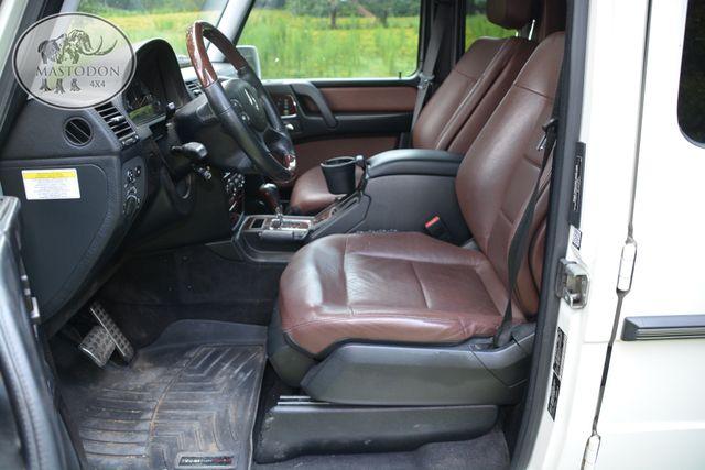 2011 Mercedes-Benz G550 G-PUR PROFESSIONAL Birmingham, AL 58