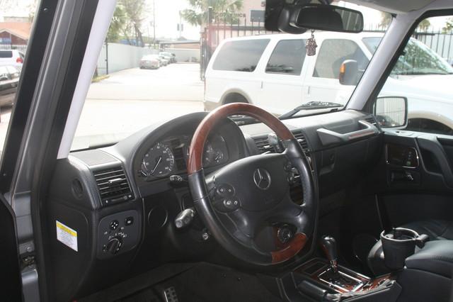 2011 Mercedes-Benz G550 Houston, Texas 9