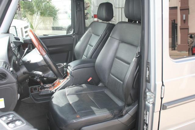 2011 Mercedes-Benz G550 Houston, Texas 11